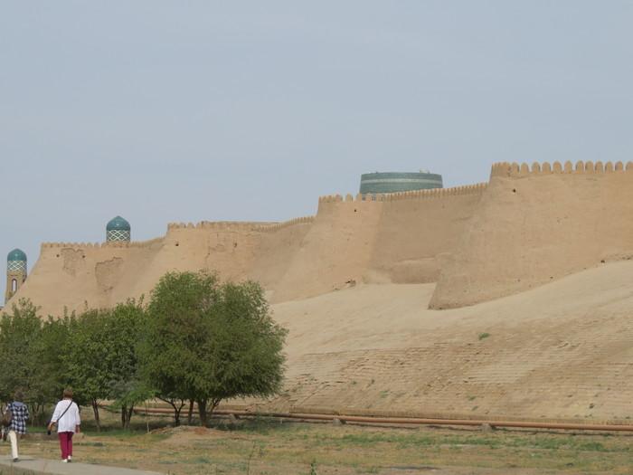 Хива. Ичан-Кала Узбекистан, Хива, Ичан-Кала, История, Архитектура, Путешествия, Длиннопост