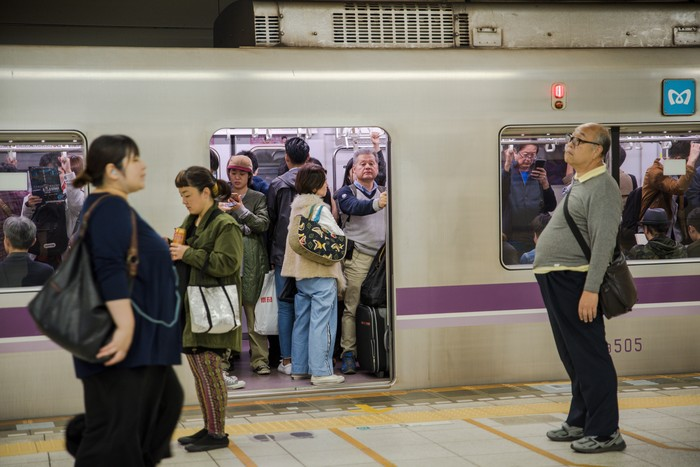 О том, как я Японию посетил. Часть 2. Япония, Токио, Киото, Путешествия, Длиннопост