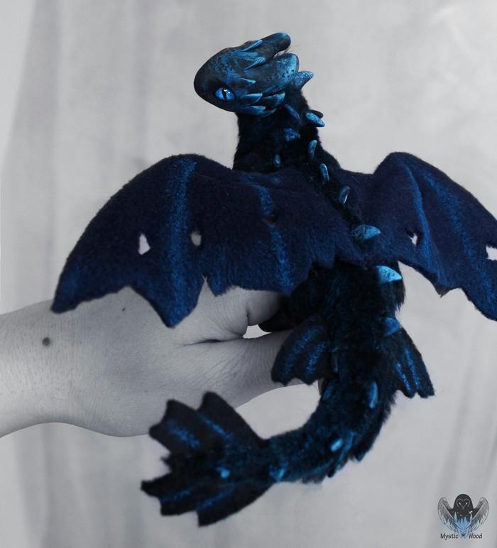 Undead ice fury Дракон, Рукоделие без процесса, Игра престолов, Как приручить дракона, Лед, Полимерная глина, Ручная работа, Длиннопост