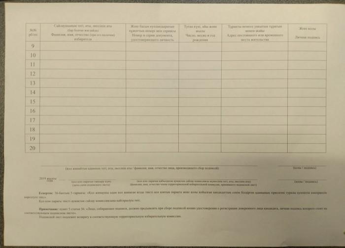 Как выбирают кандидатов в президенты в Казахстане Выборы, Казахстан, Президентские выборы