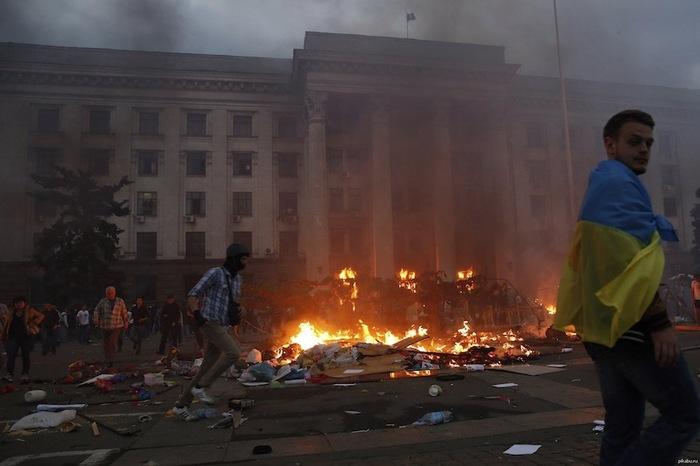 5 лет Одесской трагедии... Одесса, Противостояние, Трагедия, Длиннопост, Украина