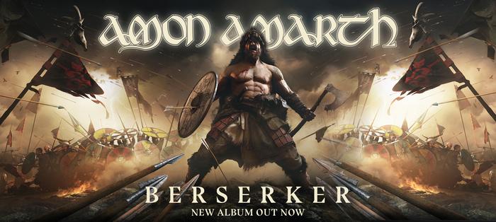 Сегодня вышел новый альбом Amon Amarth Amon Amarth, Metal, Премьера, Новый альбом, Викинги, Melodic Death Metal