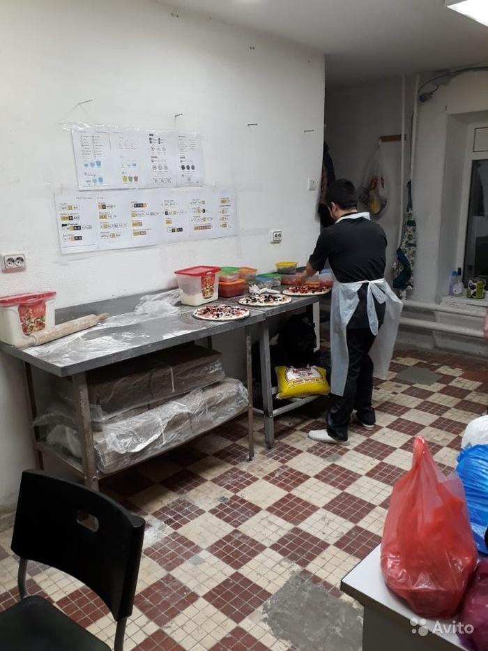 «Тёмная кухня» Москва, Общепит, Пиццерия, Длиннопост
