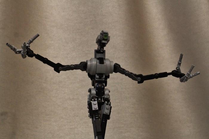 Кукловод LEGO, Moc, LEGO самоделки, Длиннопост