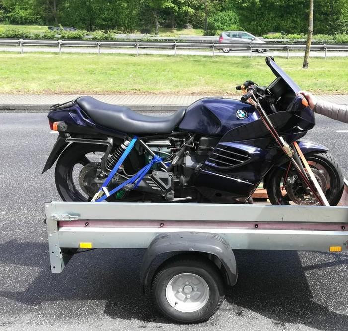 Купил мотоцикл Мото, BMW, Мечта
