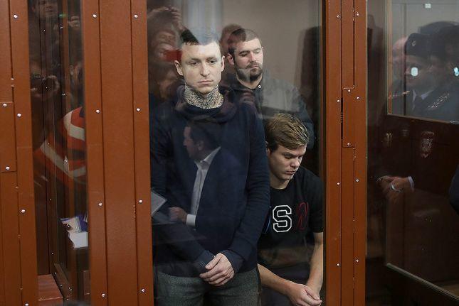 В деле Кокорина и Мамаева случился неожиданный поворот Футбол, Александр Кокорин, Павел Мамаев, Суд, Стул