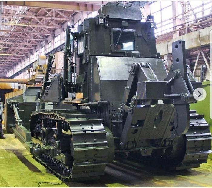 Челябинские трактора настолько суровы... Боевой трактор, Военный трактор, Трактор, Техника, Минный трал, Челябинск