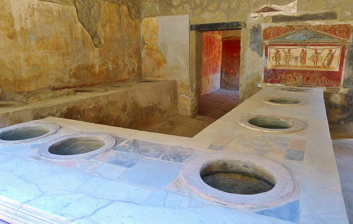 Каким был фастфуд в Древнем Риме. Древний Рим, Еда, Кулинария, История, Длиннопост