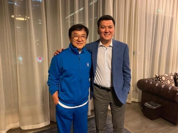 Джеки Чан снимет фильм в Казахстане Джеки Чан, Казахстан, Фильмы, Китай, Азиатское кино