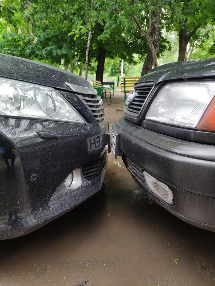 Боги парковки