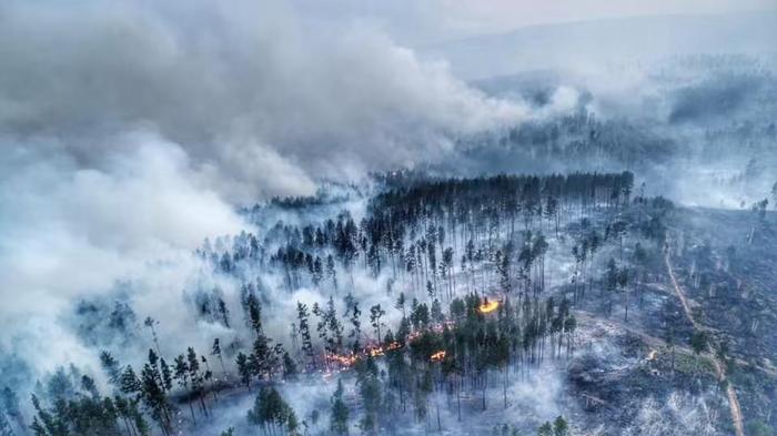 Пожары вокруг Иркутска: полный коллапс властей Иркутск, Пожар, Чрезвычайная ситуация, Длиннопост