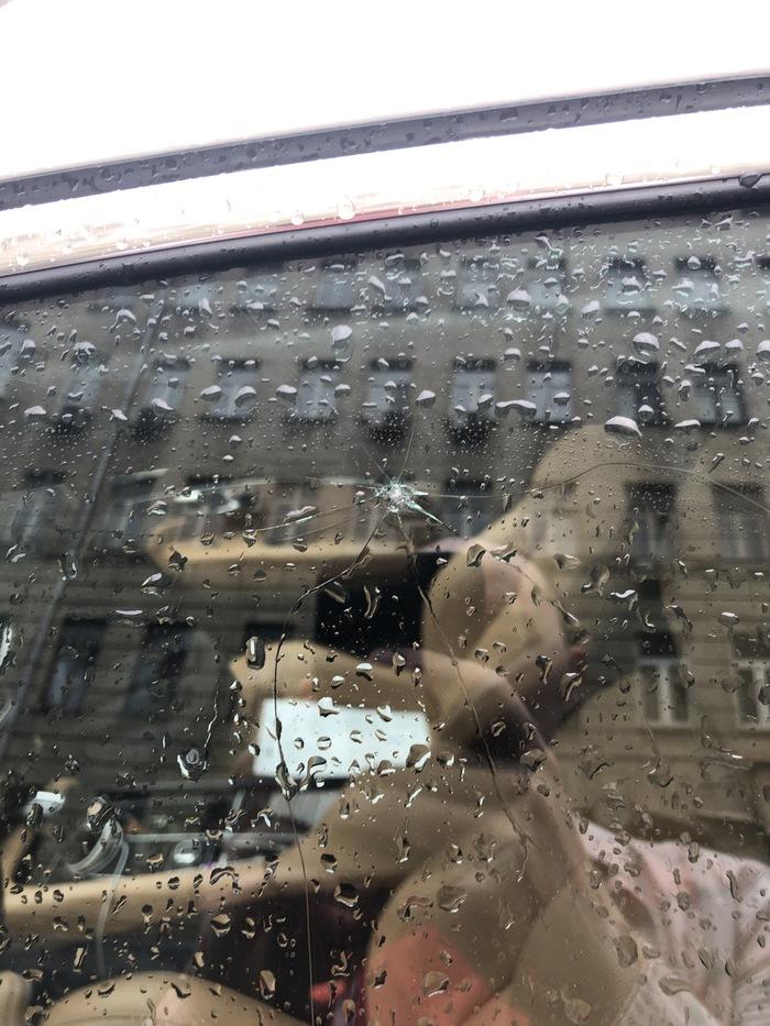 Весеннее обострение с ножом. Москва, Видео, Пешеход, Пешеходный переход, Конфликт