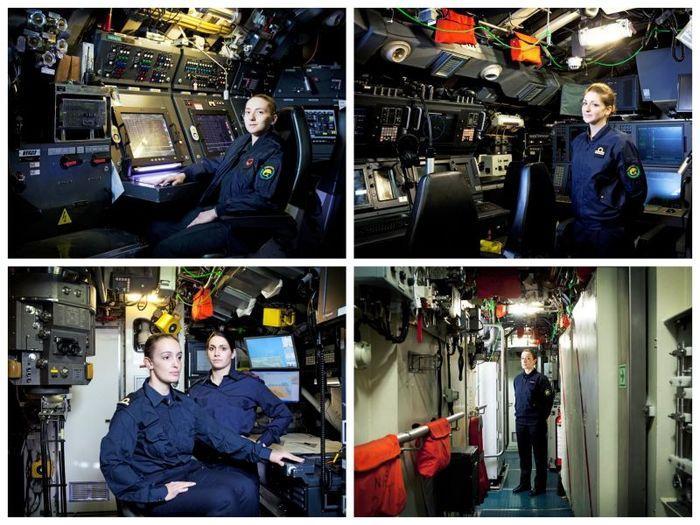 Женщины в военно-морской форме Флот, Моряки, История, Интересное, Женщина, Длиннопост