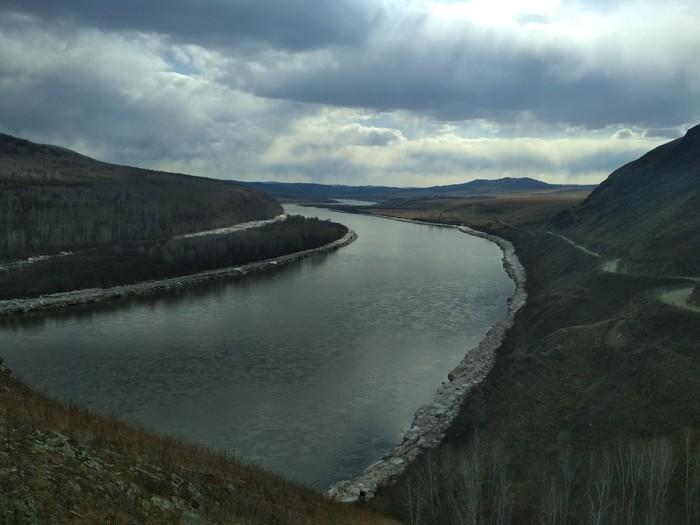 Река Шилка Красота природы, Фотография