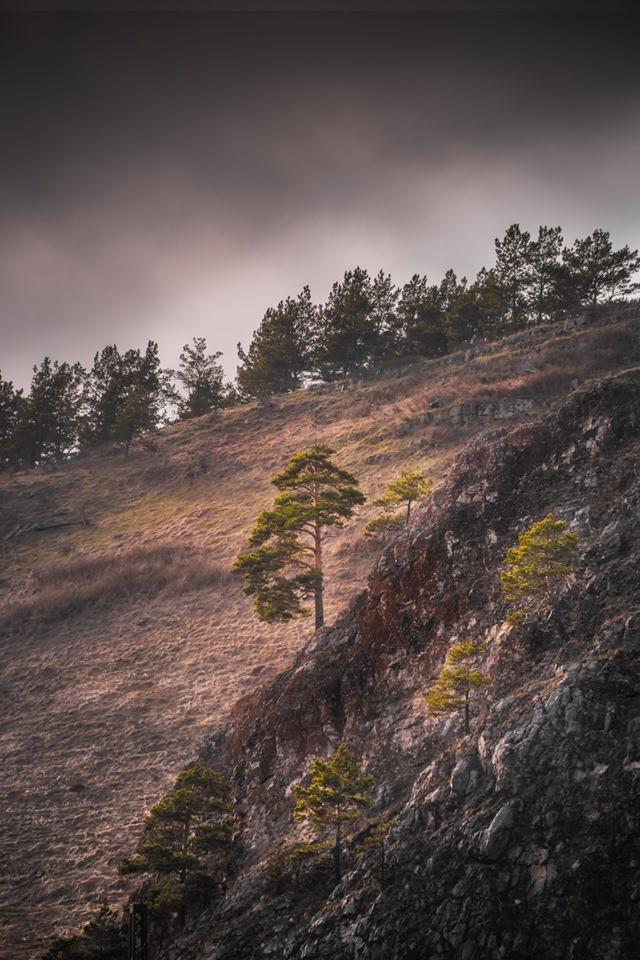 Перед бурей Пейзаж, Фотография, Урал, Юрюзань, Красота, Красота природы, Челябинская область, Буря