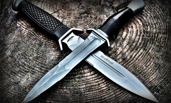 Самые смертоносные ножи спецслужб мира Нож, Боевые ножи, Спецслужбы, США, Россия, Подборка, Видео, Длиннопост