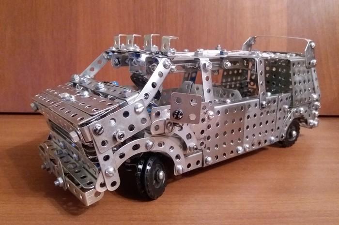 Самодельная модель фургона  Dodge van 1979 года, с рулевым управлением, панорамной крышей и автоматической боковой дверью Dodge, Фургон, Пикап, Авто, Ретро, Ретроавтомобиль, Модель, Машина, Видео