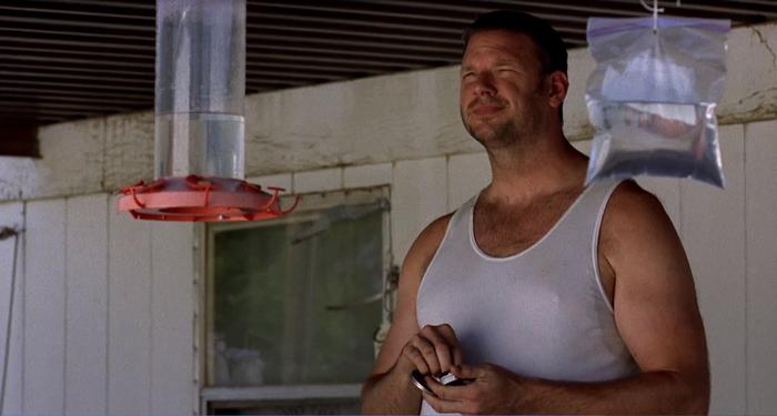 Пакетики с водой на парковке Что это?, Вопрос к пикабушникам, Breaking Bad, Америка, Парковка