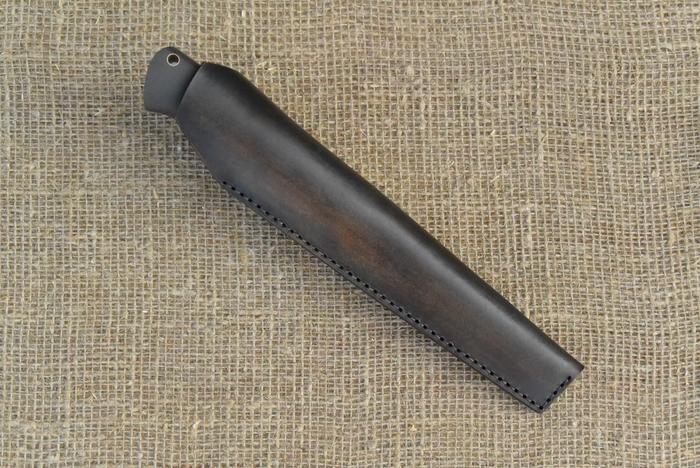 Универсальчик из CPM 3V Нож, Ручная работа, Длиннопост