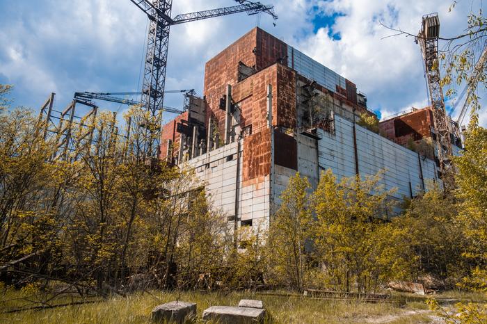 Несколько фотографий из Чернобыльской зоны отчуждения ЧАЭС, Чернобыль, Припять, Авария, Атом, Реактор, Энергетика, Заброшенное, Длиннопост