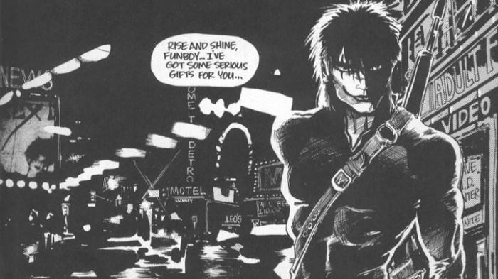 25 лет «Ворону»: мрачная история готического боевика. Ворон, Фильмы, Брендон Ли, Алекс Пройас, Фантастика, Длиннопост