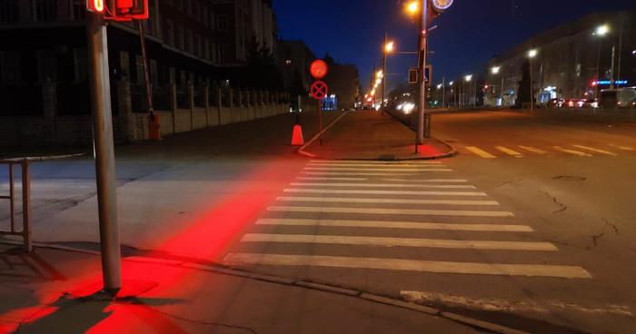 Годный светофор - 2 Дорога, Светофор, Безопасность на дорогах, Барнаул, Видео, Длиннопост