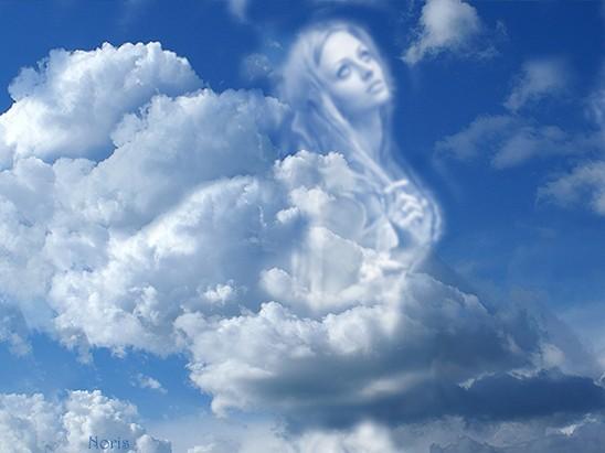 Сказка о Юноше, Девушке и облаках Сказка, Облака, Длиннопост