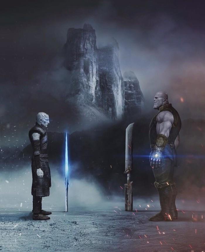Два неудачника Игра престолов, Мстители