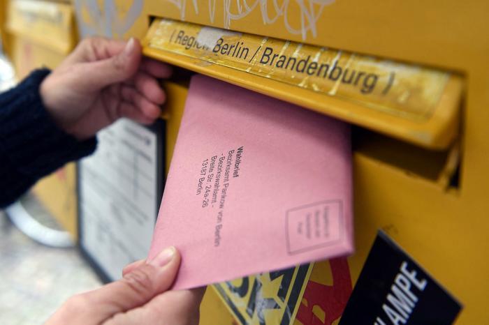Дистанционные выборы в Германии Германия, Выборы, Дистанционные выборы, Бюрократия, Длиннопост
