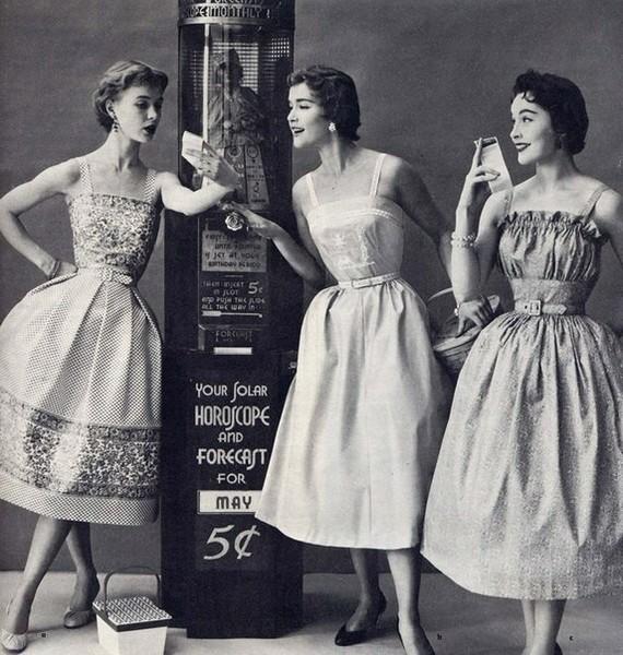 Мода 1950