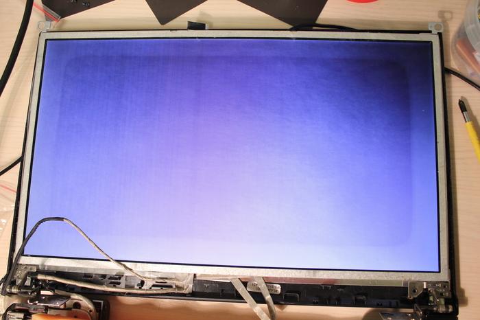 Белый экран на Lenovo B560 после замены шлейфа матрицы Шлейф Lenovo b560, Замена шлейфа матрицы, Матрица экрана, Lenovo B560
