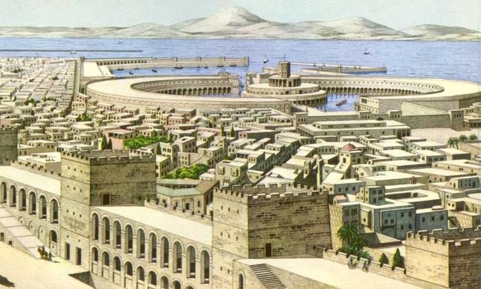 Экономика античного Карфагена. Карфаген, Античность, История, Длиннопост