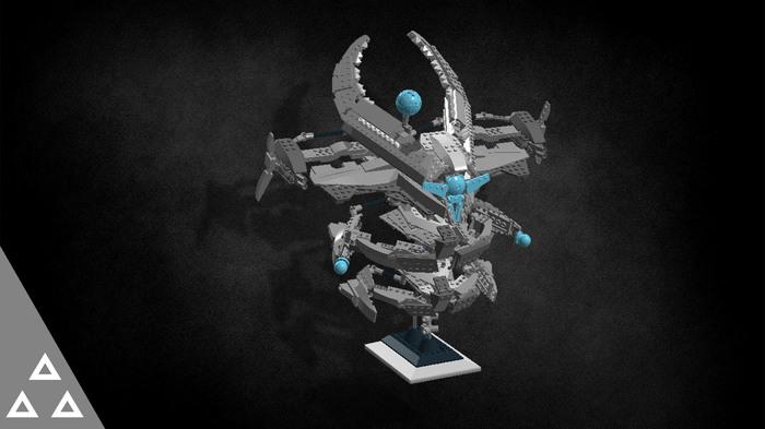 Lego (MegaBlols) Destiny Temlar LEGO, Destiny, Megabloks, Игры, Игрушки, Гидра, Босс, Длиннопост