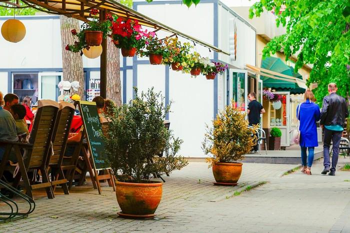 Тёплый янтарный выходной Светлогорск, Архитектура, Красота, Калининградская область, Выходные, Фотография, Длиннопост