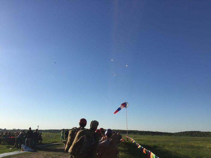 Новая высота Парашют, Прыжок с парашютом, Пикабушники, Первый раз, Длиннопост