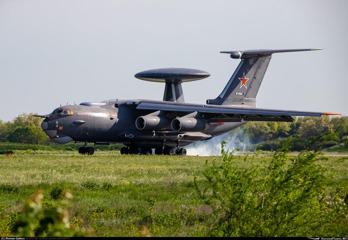 А-50У (RF-50602) Авиация, а-50у, Фотография