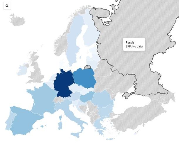 ЕC показал Украину без Крыма. Россия, Украина, Крым, Карта мира, Политика, Евросоюз
