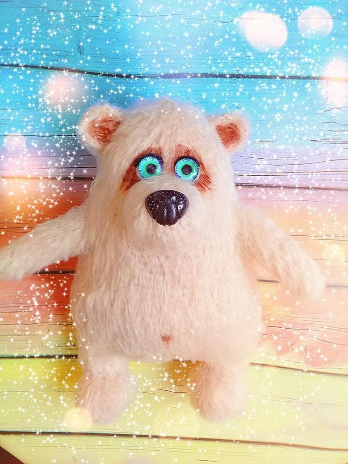Вязаные игрушки Мягкая игрушка, Детские игрушки, Эльфы, Сова, Медведь, Продажа, Оригинальный подарок, Подарок девушке, Длиннопост