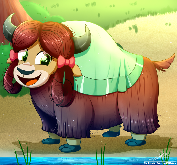 Yona My Little Pony, Yona, Thebutcherx