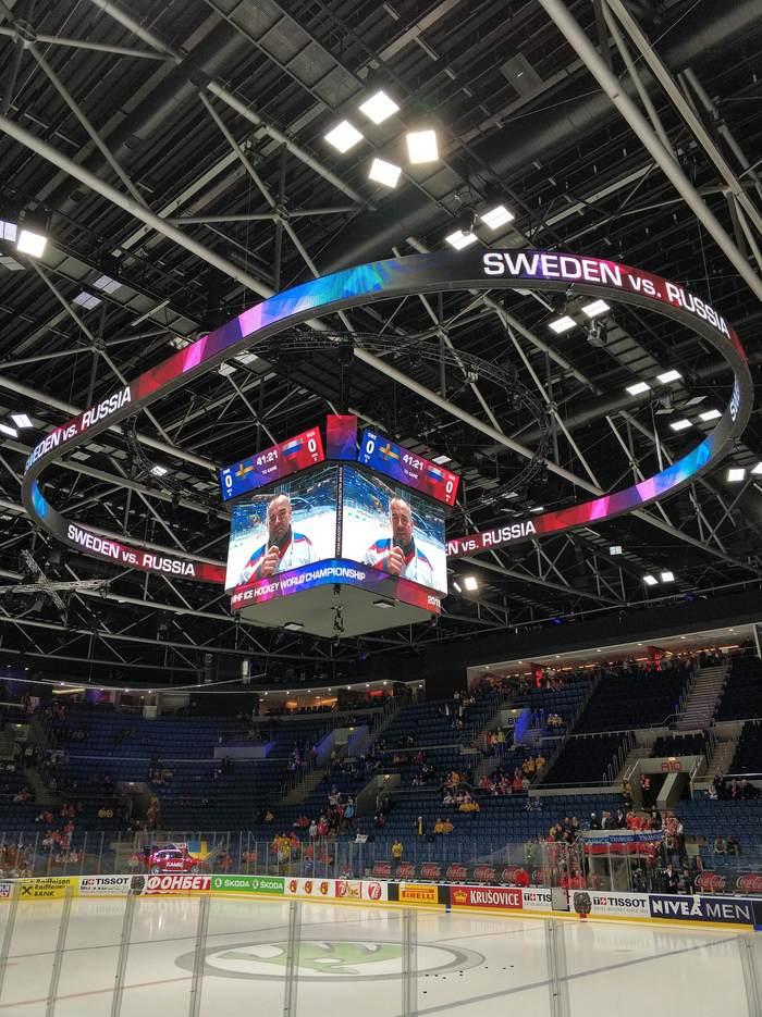 Матч Россия — Швеция, или как я барабанил на хоккее Хоккей, Хоккей ЧМ 2019, Red Machine, Сборная России по хоккею, Братислава, Словакия, Видео, Длиннопост