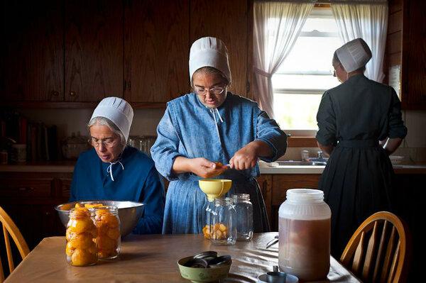 Амиши - «старые» жители нового мира Амиши, Сектанты, Экватор, Народ, Традиции, Религия, Видео, Длиннопост
