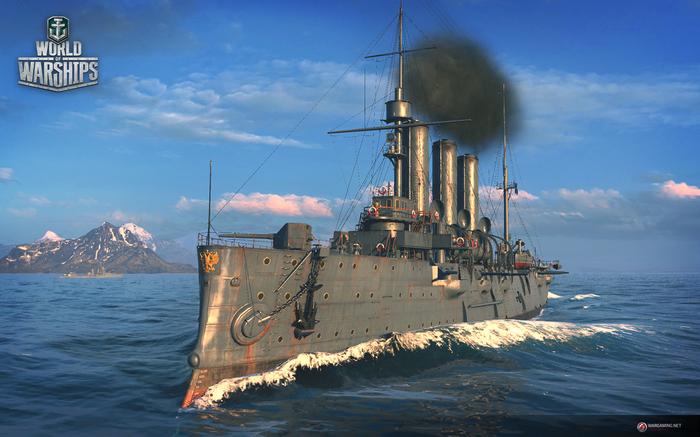 Крейсер Аврора в world of warships Халява, World of Warships