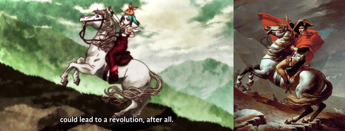 Немного отсылок из Monogatari Monogatari series, Аниме, Статья, Длиннопост, Картинки, Спгс