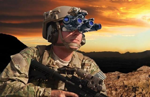 Многоглазка Прибор ночного видения, Армия, США