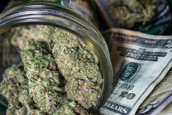 В чем замочить марихуану как различить прущую коноплю