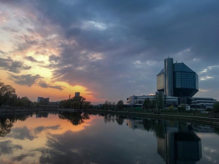 Красивые места Минска Минск, Беларусь, Фотография, Длиннопост