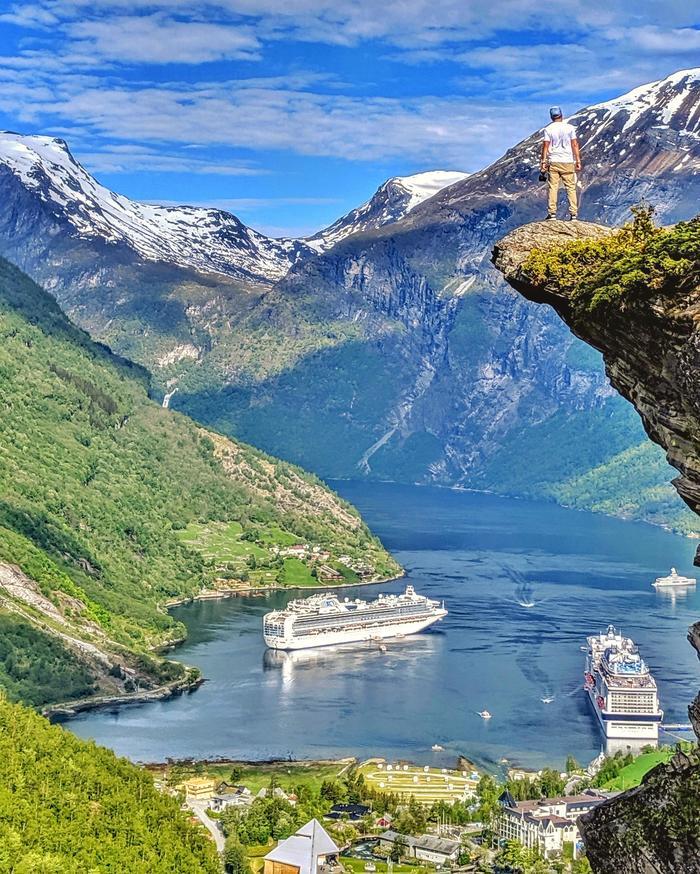 Гейрангер, Норвегия