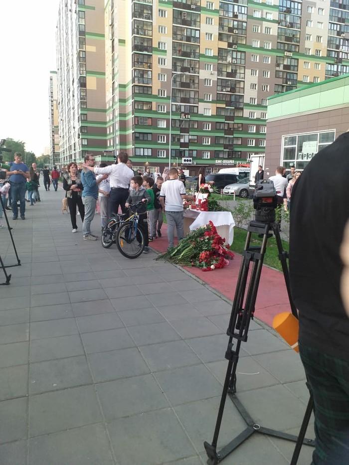 В Путилково все больше и больше  СМИ Спецназ, Москва, Длиннопост, Убийство, Негатив, Путилково