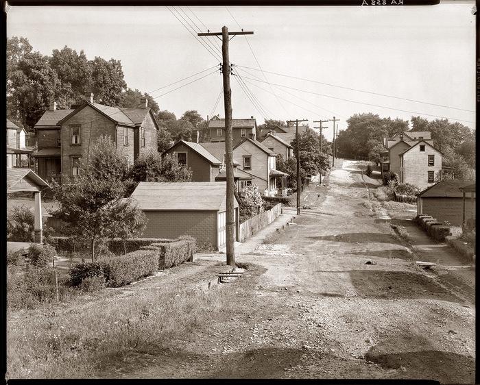 Америка на черно-белых фотографиях: первая половина двадцатого века. Америка, США, Люди, Длиннопост, Фотография