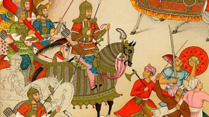 Происхождение Бабура - завоевателя Индии Бабур, История, Моголы, Тамерлан, Индия, Тюрки, Завоевание, Агра, Длиннопост